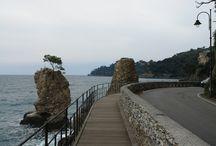 Santa Margherita'dan Portofino'ya / Mimari