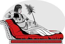 cleopatra and Minnie