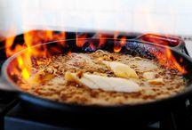 Flambe! Food on Fire