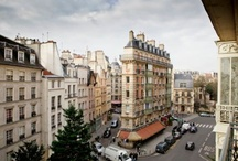 Paris apartments / by gold & gray jewelry