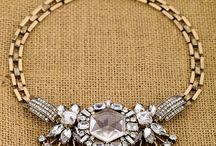 Accessorize me : Gem & crystal jewellery / by Johana Ufa