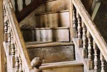 escaleras bomitas