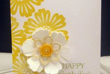 Mixed Bunch Stampin' Up! Stamp Set Greeting Cards