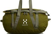 Backpacks and duffel bags