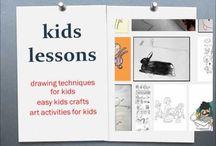 DRAWIINGS FOR KID