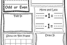 math k-2