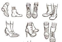 Kengät ja jalat