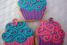 Sugar Cookies / Different shape sizes and detail  / by Sherine Goslyn
