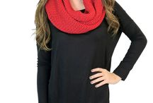 Maca loves Winter Fashion! / All these items available online at www.macaboutique.com