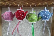 амигуруми (аппликации, брелки, закладки, игрушки)