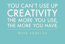 Art Quotes / by Nicole Schuitema