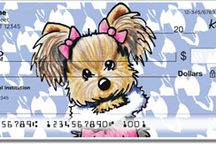 Yorkshire Terrier Stuff / Cute Yorkshire Terrier pics and gifts for Yorkie owners.