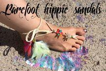 The Barefoot Hippie... Handmade Hippie Creations