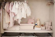 Arrumação closet for kids
