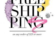 Avon Free Shipping Offers / Get the latest Avon free shipping offers. Don't ever pay shipping again. Current coupon codes change daily. Find the latest deals here. Get everyday free shipping on $40 with no code needed. See the codes at http://thinkbeautytoday.com