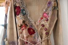 Blouses with lace