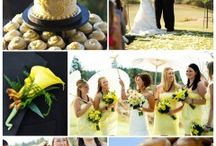 Wedding geel