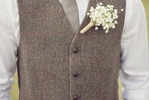 Groom | Rustic Wedding