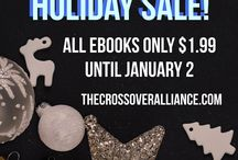 Promotions / Sales And Promotions Being Run Through The Crossover Alliance.