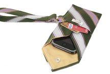 Usando gravatas
