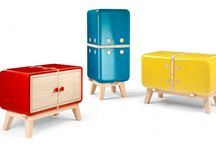 Storage and Cabinets / by Pier Paolo Mucelli