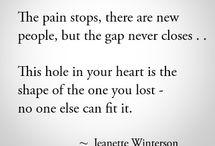 Grief Writings
