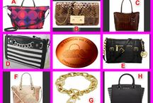 FASHION MEETS FABULOUS / Auction Tuesday Feb 18 at 930 PM ET Win these great items for pennies