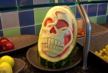 Other Peoples Cool Fruit Carvings