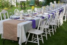 Outdoor dining / by Phineas Swann Bed & Breakfast Inn