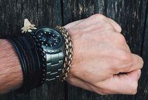 Мужские браслеты / Мужские браслеты ручной работы