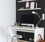 Home office / Scandinavian inspo.