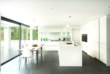Kitchen Ideas / Inspiring ideas for a kitchen - or a dream kitchen in the planning!