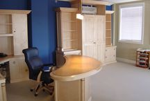 Home Office Design / Your retreat, your identity, your operating room. Everything to furnish and design your home office.