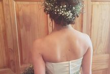 weddingヘア