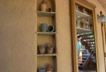Ceramic studio / My second passion Ideas for future ceramic studio / by Erin Jacobsen