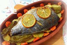 Balık Tarifleri: