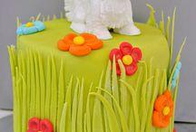 CAKE - animals