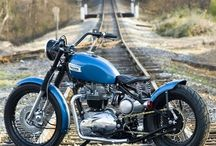 motos Bobber