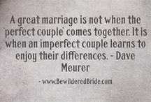 Wedding Quotes And Randoms / I do love a good quote, and what I love more is a good wedding quote! There are a few randoms that I like chucked in for good measure!