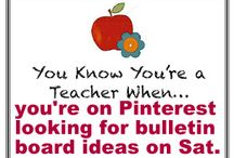 You know you are a teacher when....