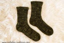 Crochet - socks, etc.