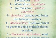 21 day habit challenge