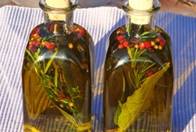 Infused Olive Oil and Vinegar