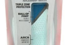 Shoe Care & Accessories - Shoe Inserts & Insoles