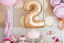Festas de aniversário temáticas