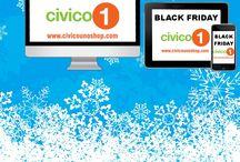Eventi e Promozioni / Eventi e promozioni su www.civicounoshop.com