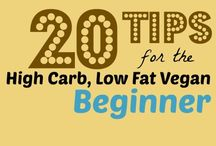 high carb/low fat