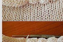 unusual knit & crochet
