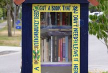 Community book exchange