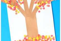 Toddler Crafts | Fall